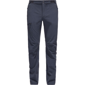 Haglöfs Breccia Lite Pantalones Hombre, dense blue